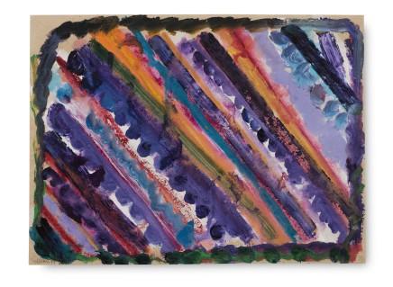 Gillian AYRES 吉莲·艾尔斯 Untitled 无题, 1993