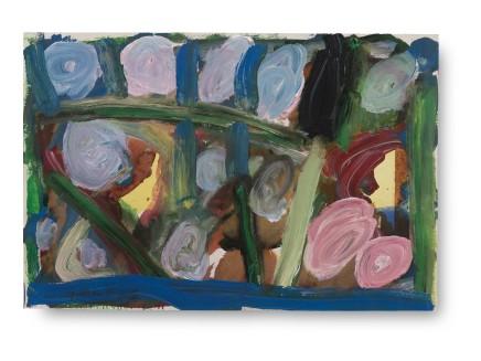 Gillian AYRES 吉莲·艾尔斯 Untitled 无题, 1990-1991