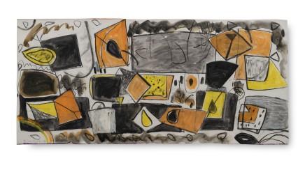 Gillian AYRES 吉莲·艾尔斯 Untitled 无题, 1992