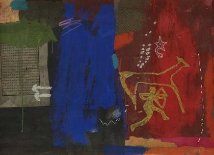 LIANG Quan 梁铨 Untitled 无题, 1988