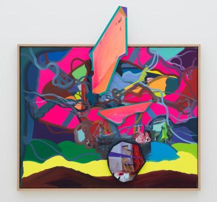 Franz ACKERMANN 艾稞曼 Falsche Uhr 错误的钟表, 2019