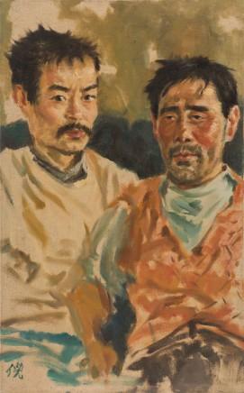 NI JUN 倪军 Carpenters 木工, 2007