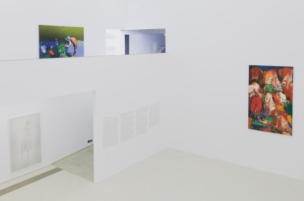 Being Sharp Installation View 13 Pifo Gallery