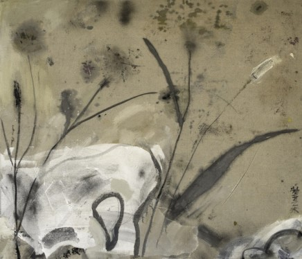 WANG Jieyin 王劼音 White Stone 白石, 2015