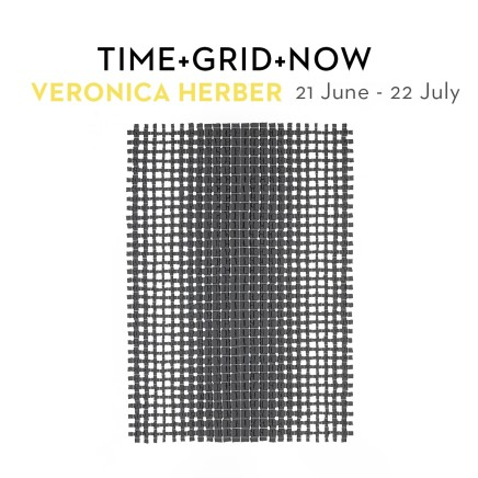 Show #14: Time+Grid+Now by Veronica Herber