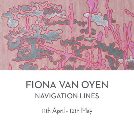 Show #22: NAVIGATION LINES by Fiona Van Oyen