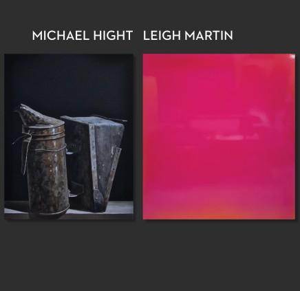 Show #25: Leigh Martin & Michael Hight