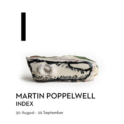 Show #26: INDEX by Martin Poppelwell