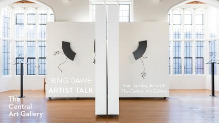 Artist Talk: Bing Dawe