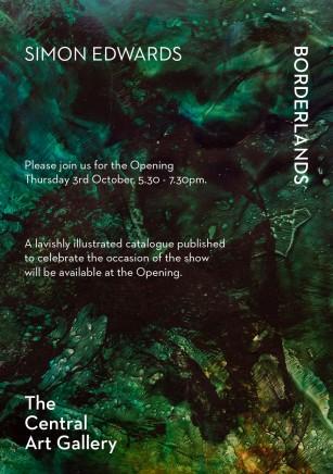 Exhibition Opening: Simon Edwards