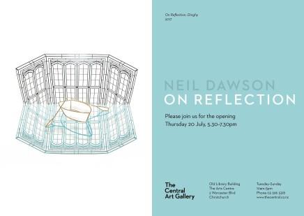 Neil Dawson, On Refection (Dinghy), 2017