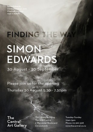 Exhibition Opening - Show #16: Finding The Way by Simon Edwards