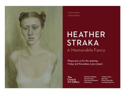 Exhibition Opening - Show #8 : A Memorable Fancy by Heather Straka