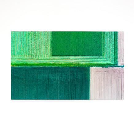 Elizabeth Thomson, Out on the Plain - colour field II, 2020