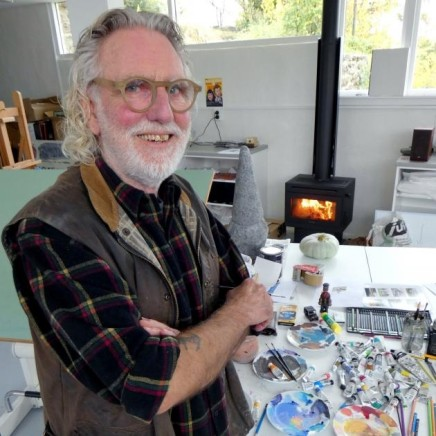 Dick Frizzell | 'Finding Frizzell': Otago Daily Times