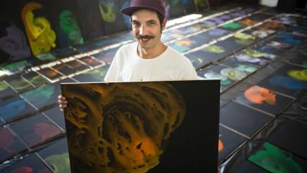 Asher Newbery | Stuff 'Breathing Life into Art'