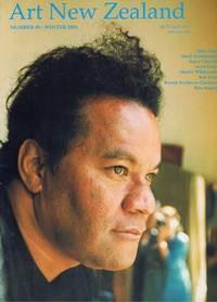 John Pule | Art New Zealand: 'John Pule and the Psychic Territory of Polynesia'