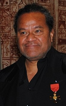 John Pule/ Wikipedia