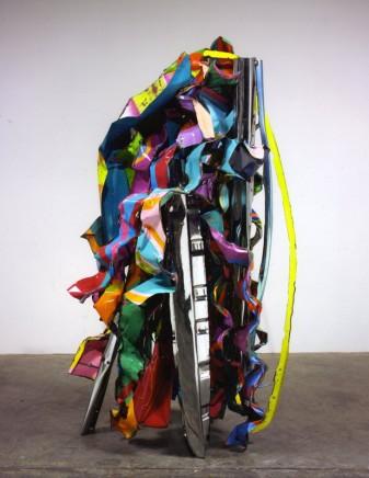 Group Sculpture: John Chamberlain, Donald Judd, Sol LeWitt, Louise Nevelson and Joel Shapiro