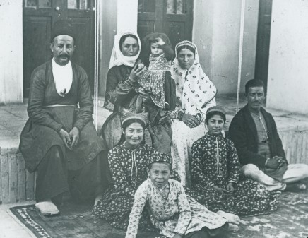 Rev. C.H. Stileman, Armenian family, Late 19th Century