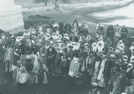 Rev. C.H. Stileman, A Nestorian wedding at Ardishi, on the borders of a lake, 1897 or earlier