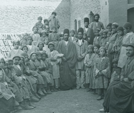 Rev. C.H. Stileman, Jewish school, Isfahan, Late 19th Century