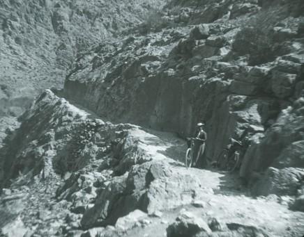 Rev. C.H. Stileman, Road hewn in rock, Late 19th Century