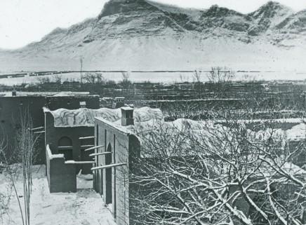 Rev. C.H. Stileman, Winter in Julfa, Isfahan, Late 19th Century