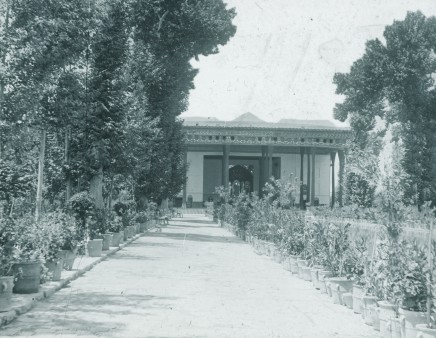 Not known, The Palace of Mass'oud Mirza Zell-e Soltan, Isfahan, Late 19th Century