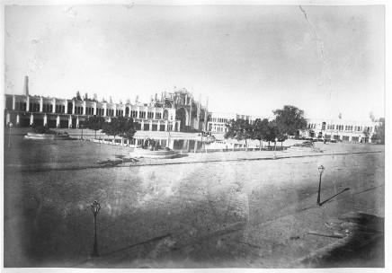 Antoin Sevruguin, Maidan-i-Topkhana, Tehran, Late 19th Century