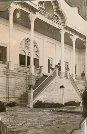 John Drinkwater, Governor's residence, Kermānshāhān, 1934