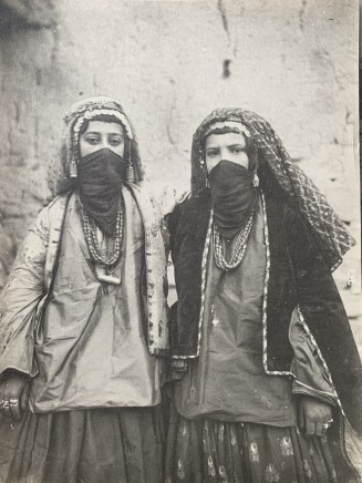 Antoin Sevruguin, Two Jewish women, Late 19th Century