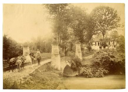 Antoin Sevruguin, Kuhdum near Rasht, Late 19th Century