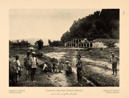 Antoin Sevruguin, Imamzade Hashim (Tehran-Rasht), 1926