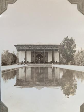John Drinkwater, Chehel Sotoun, Isfahan, 1934