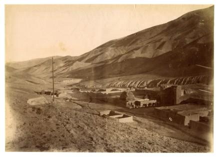 Antoin Sevruguin, Cheleli, Late 19th Century