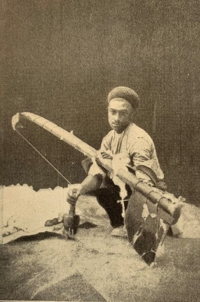 Antoin Sevruguin, A cotton worker (Hallaj), Late 19th Century, Early 20th Century