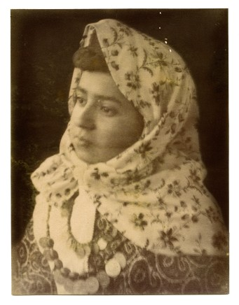 Antoin Sevruguin, An Armenian woman, Late 19th Century