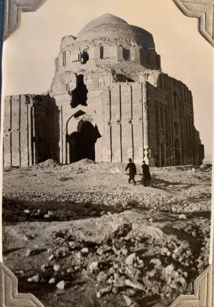 John Drinkwater, Haruniya Mausoleum in Ṭūs., 1934