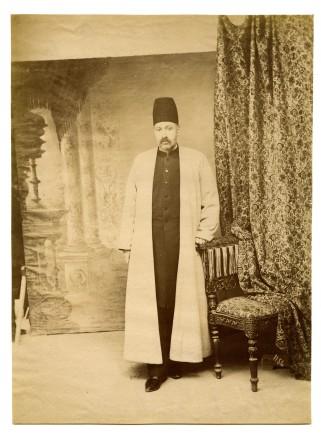 Antoin Sevruguin, Mirza Nasrollah Khan-e Moshir ed-Dowleh, Early 20th Century