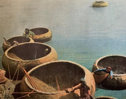 Antoin Sevruguin, Kouffehs sur L'Euphrate, 1897