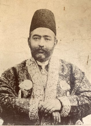 Not known, Mirza Ali Asghar Khan Amin al-Soltan, Late 19th Century