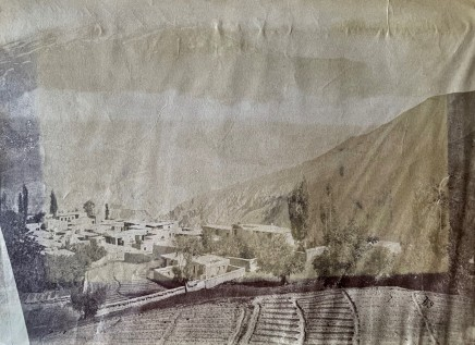 Antoin Sevruguin, Damawand, Late 19th Century
