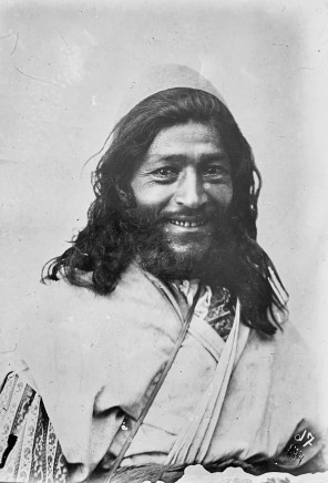Antoin Sevruguin, A (smiling) Dervish, Late 19th Century or early 20th Century