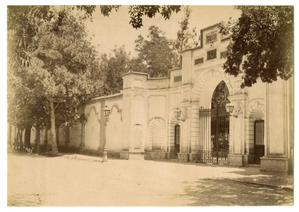 Antoin Sevruguin, The Turkish Legation in Tehran, Late 19th Century