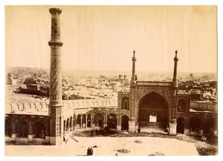 Antoin Sevruguin, The Fatima Masoumeh Shrine, Qom, Late 19th Century