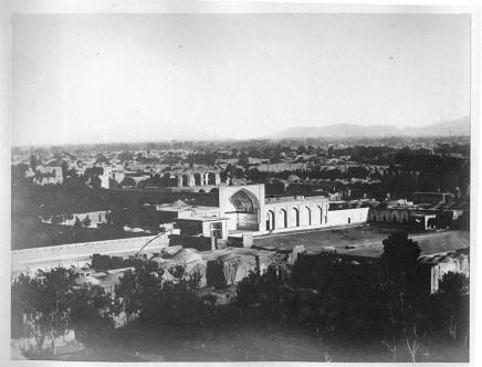 Antoin Sevruguin, Qazvin, Late 19th Century