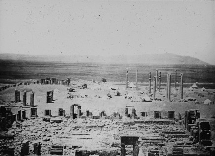 Not known, The ruins of Persepolis, Late 19th or early 20th Century