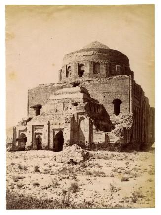 Antoin Sevruguin, Tus. Haruniya Mausoleum, Late 19th Century