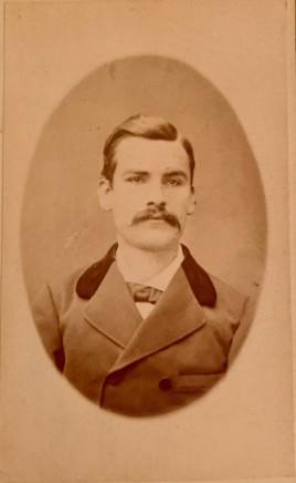 Joseph Papazian, Unknown, 1884